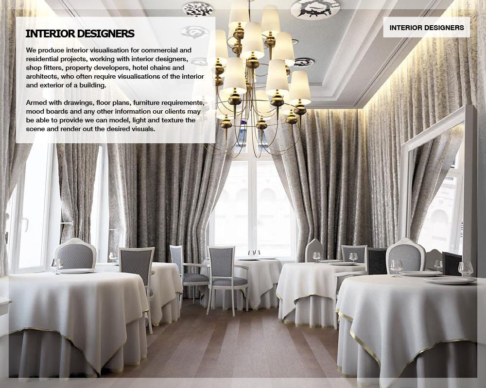 Interior Design Service Lancashire 3D